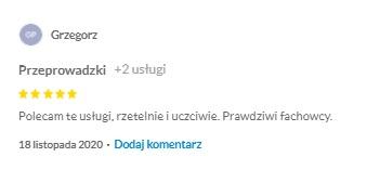 opinie taxi bagażowe Kraków
